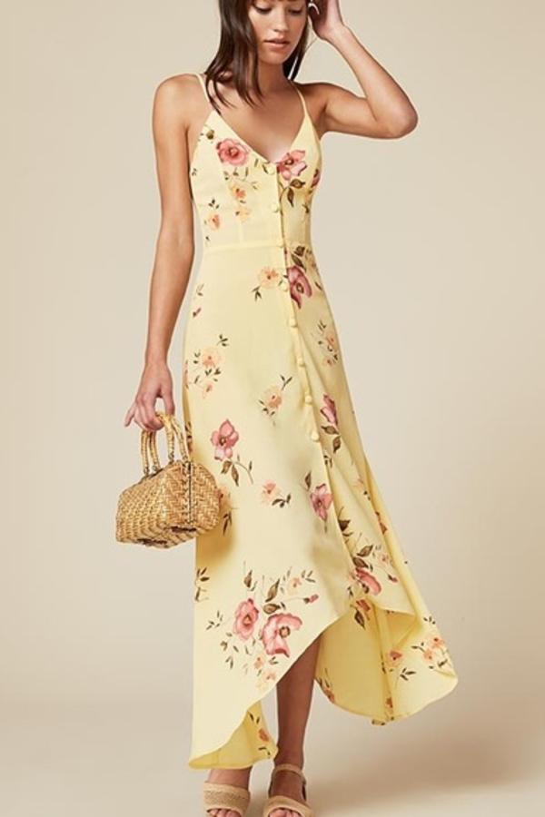 Reformation Savanah Dress 4