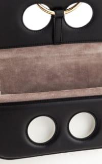 JW Anderson BLACK & WHITE PIERCE BAG 5 Preview Images