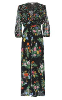 RIXO London Bonnie – English Floral Black Preview Images