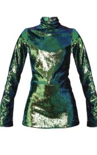 Halpern Sequin Embellished Top Preview Images