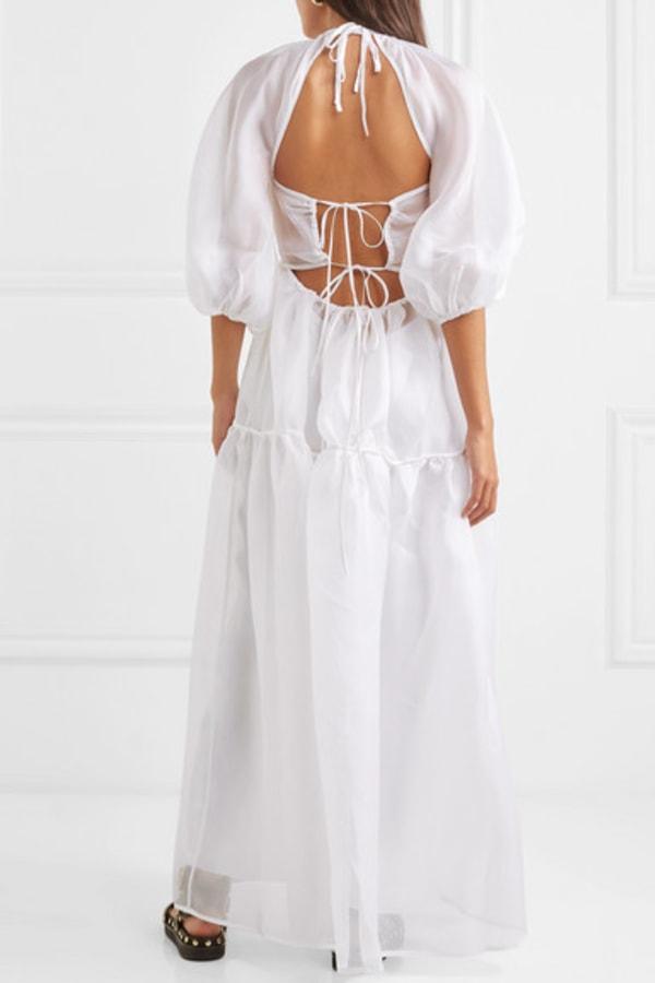 Image 2 of Cecilie Bahnsen scarlett dress