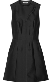 Carven Satin Twill Mini dress  Preview Images