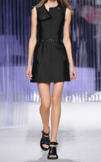 Carven Satin Twill Mini dress  4 Preview Images