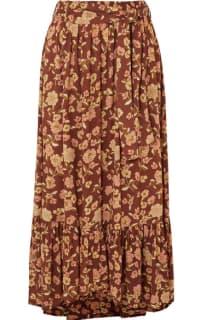 Faithfull The Brand Sabila Maxi skirt Preview Images