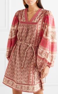 Zimmermann juniper paisley dress  4 Preview Images