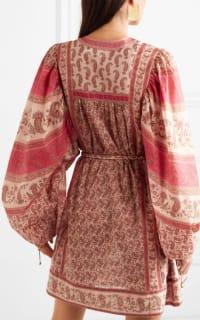 Zimmermann juniper paisley dress  3 Preview Images
