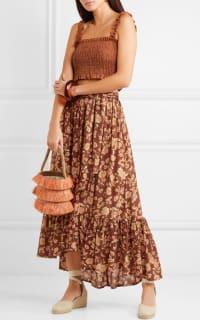 Faithfull The Brand Sabila Maxi skirt 2 Preview Images