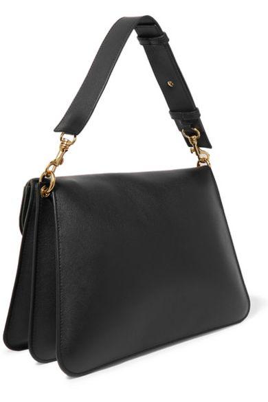 JW Anderson Black Pierce Bag 2 Preview Images