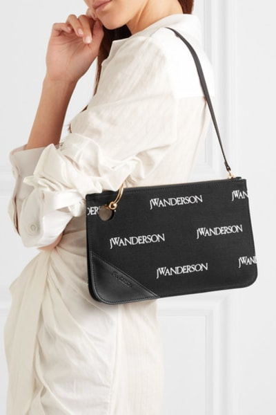 JW Anderson Canvas shoulder bag 4