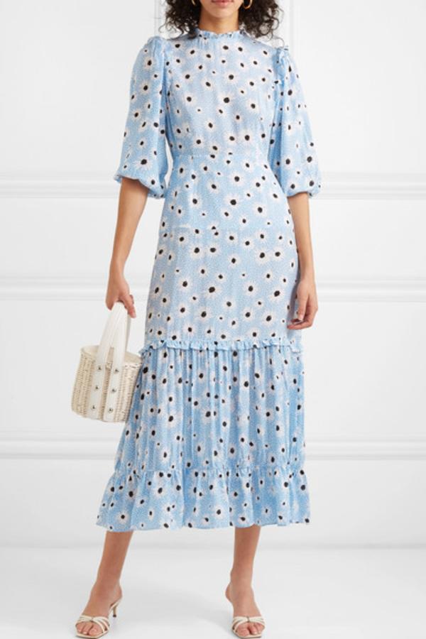 RIXO London The Monet Dress 3