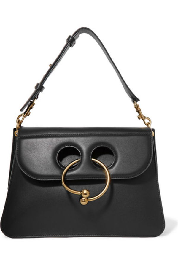 JW Anderson Black Pierce Bag