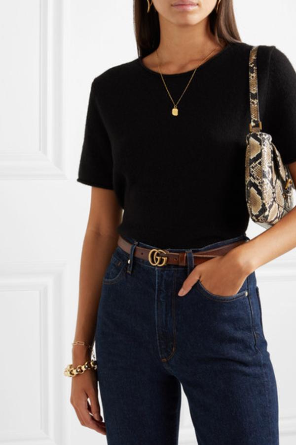 Gucci Leather belt 2