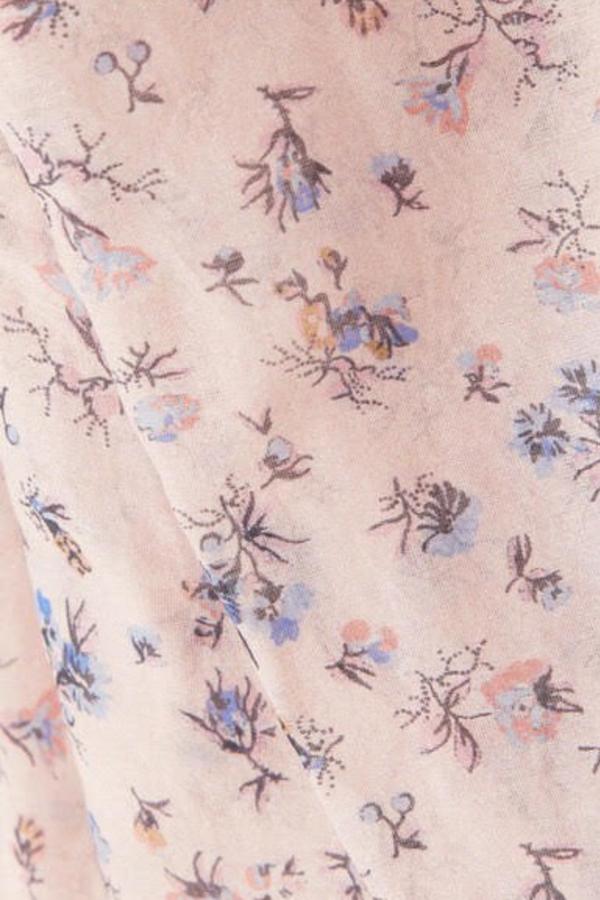 LoveShackFancy Floral Larissa Dress 2