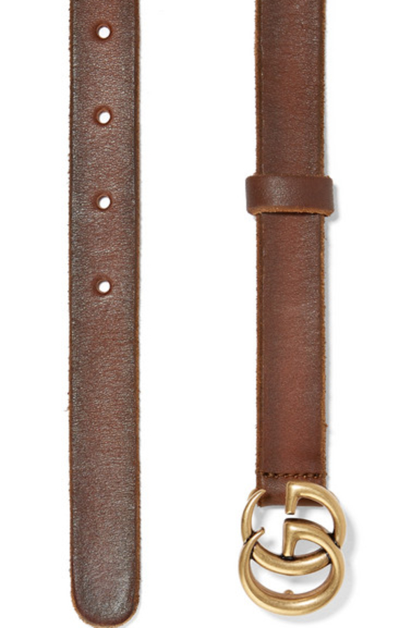 Gucci Leather belt 3