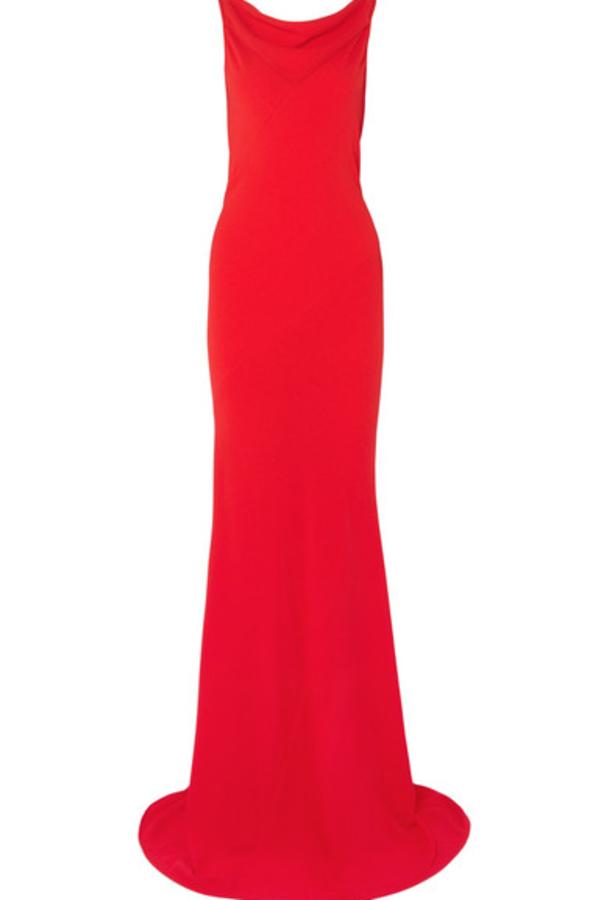 Gareth Pugh Crepe gown