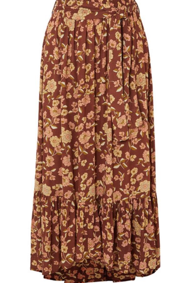 Faithfull The Brand Sabila Maxi skirt