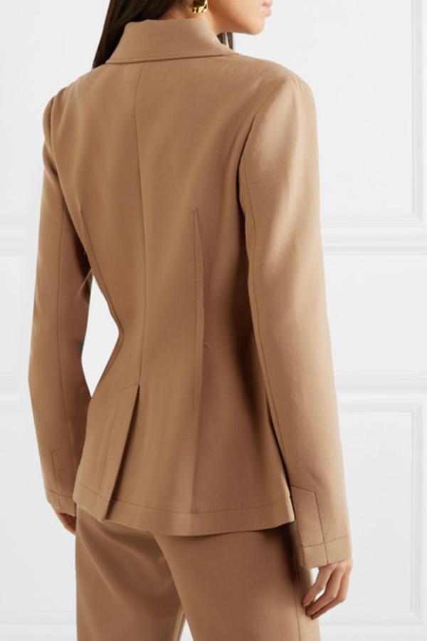 Rejina Pyo Etta wool-blend blazer 2