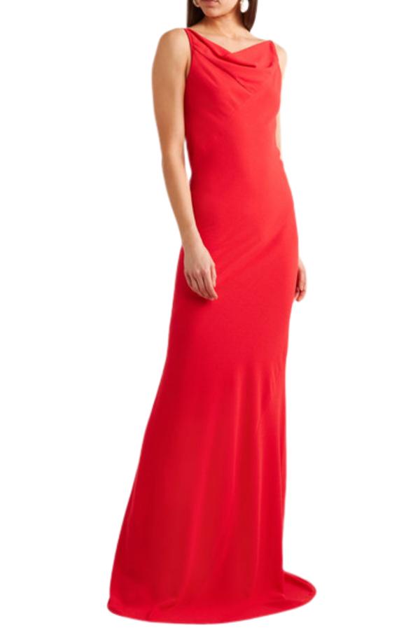 Gareth Pugh Crepe gown 2