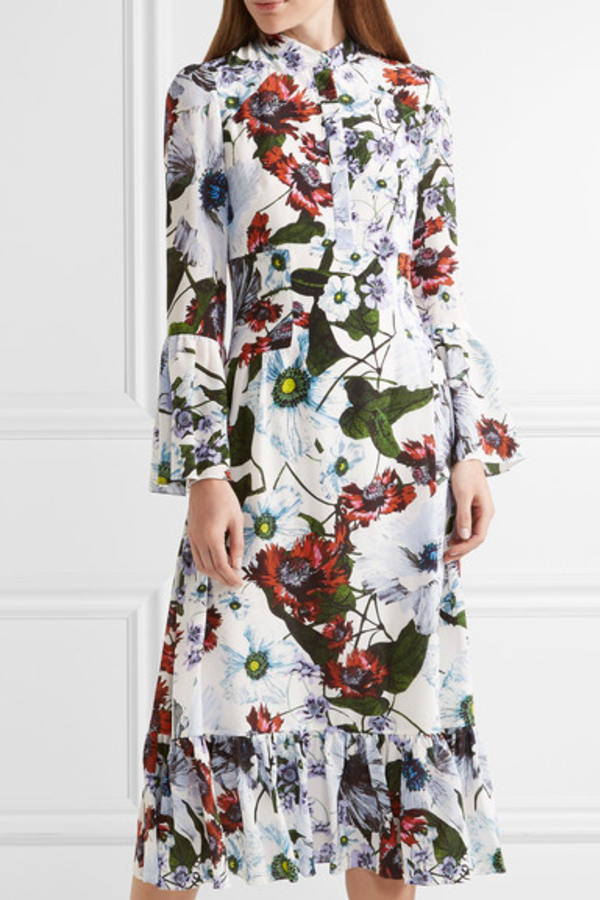 Erdem Darlina Neoprene Dress 3