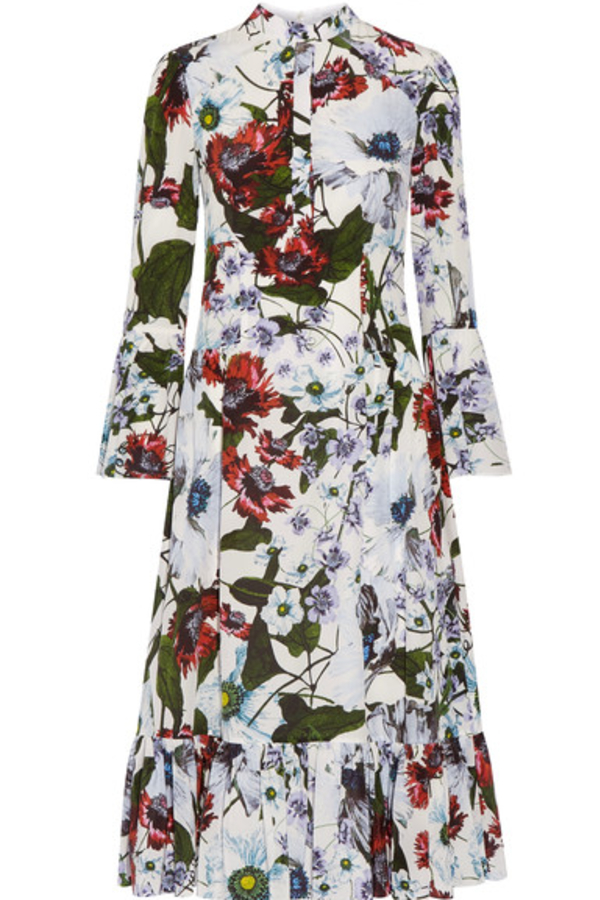 Erdem Darlina Neoprene Dress 2