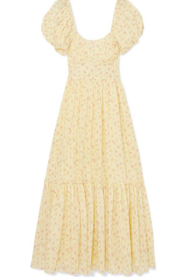 LoveShackFancy The Angie Dress