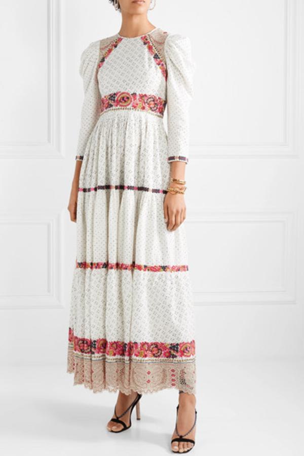 Ulla Johnson Salma dress 9