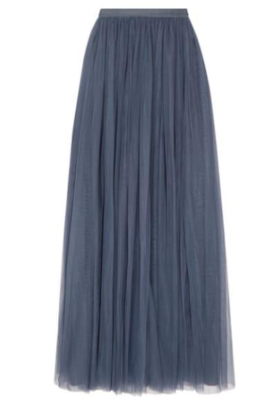 Needle & Thread Starburst tulle top and skirt 5