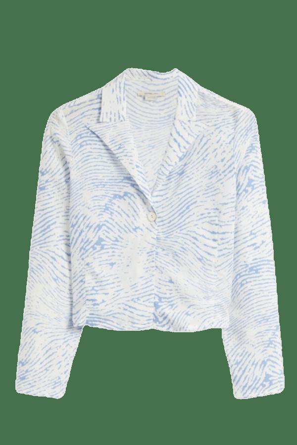 Image 1 of Paloma Wool huella print shirt
