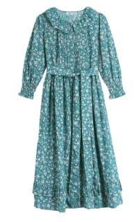 Pink City Prints Mint Roshana Dress Preview Images