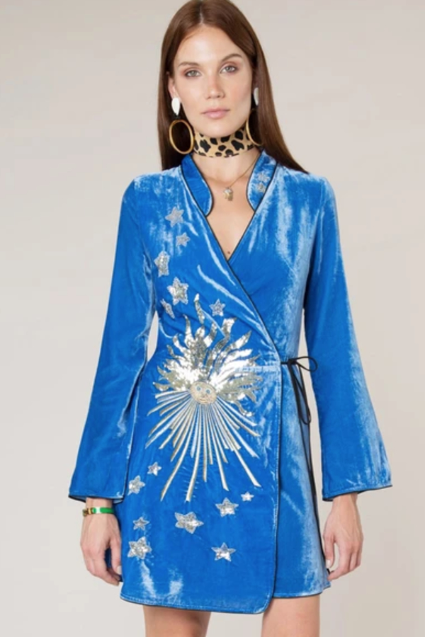 RIXO Iris Dress 2 Preview Images