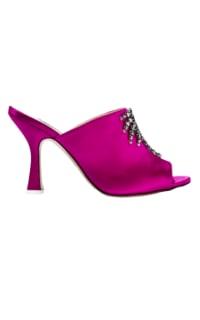 Attico The attico purple sandals 2 Preview Images