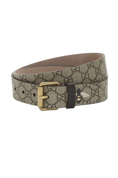 Gucci Monogram Belt Preview Images