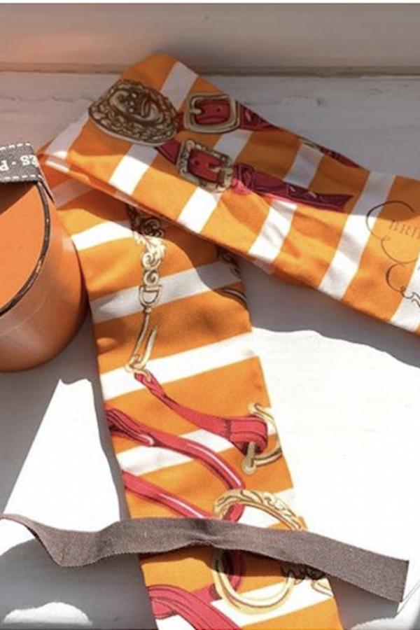 Hermès Silk Brides de Gala Bayaderes Scarf 2