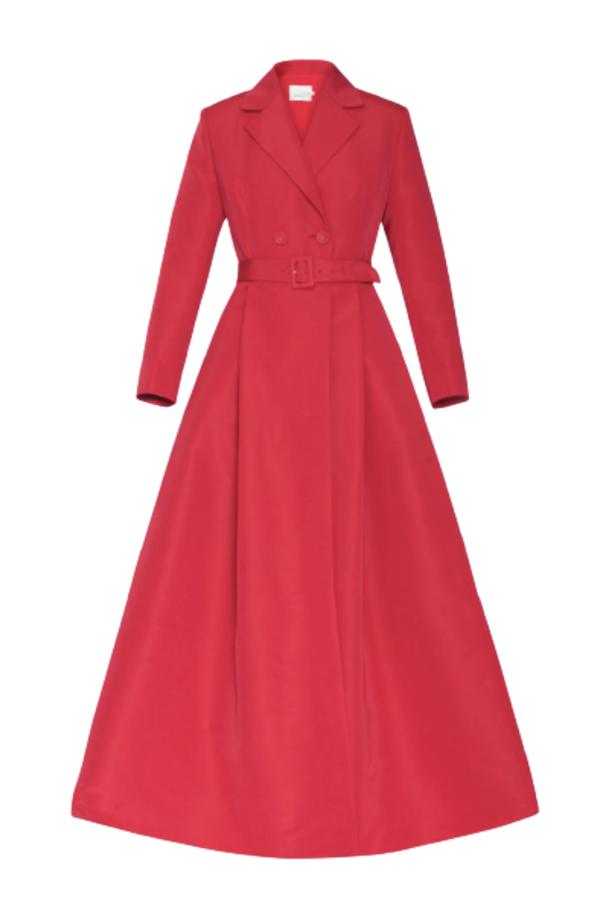 BOUGUESSA Gown coat