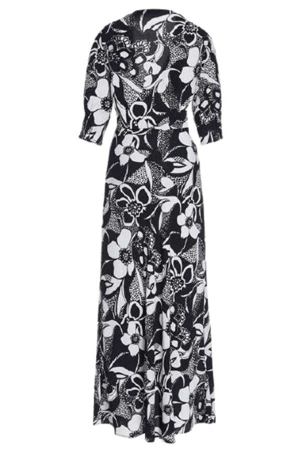 Image 1 of Rixo zadie floral dress