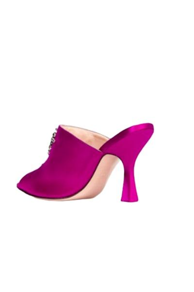 Attico The attico purple sandals 3