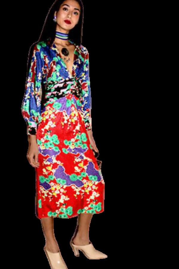 RIXO Fedora Dress 1 Preview Images