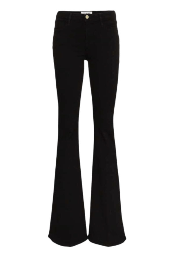 Image 1 of Frame high rise flared jeans