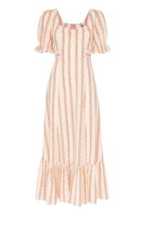 RIXO London Kate Flora Stripe  3 Preview Images