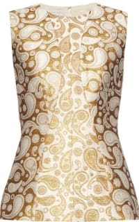 Stella McCartney Annie Metallic Paisley Top 2 Preview Images