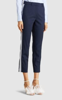 Racil Aires Pinstriped Trousers 4 Preview Images