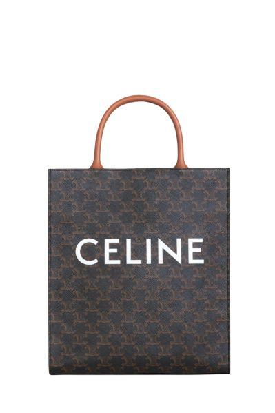 Celine Logo Cabas Preview Images