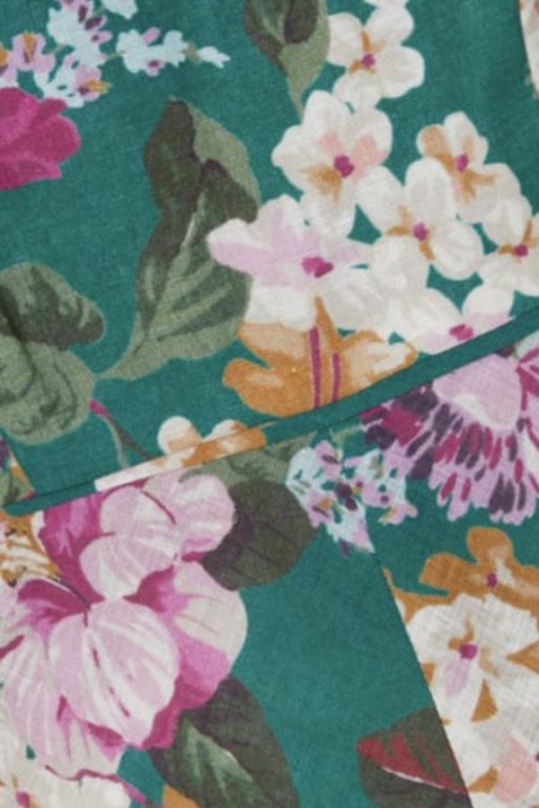 Zimmermann Allia Floral-Print Linen Maxi 2 Preview Images