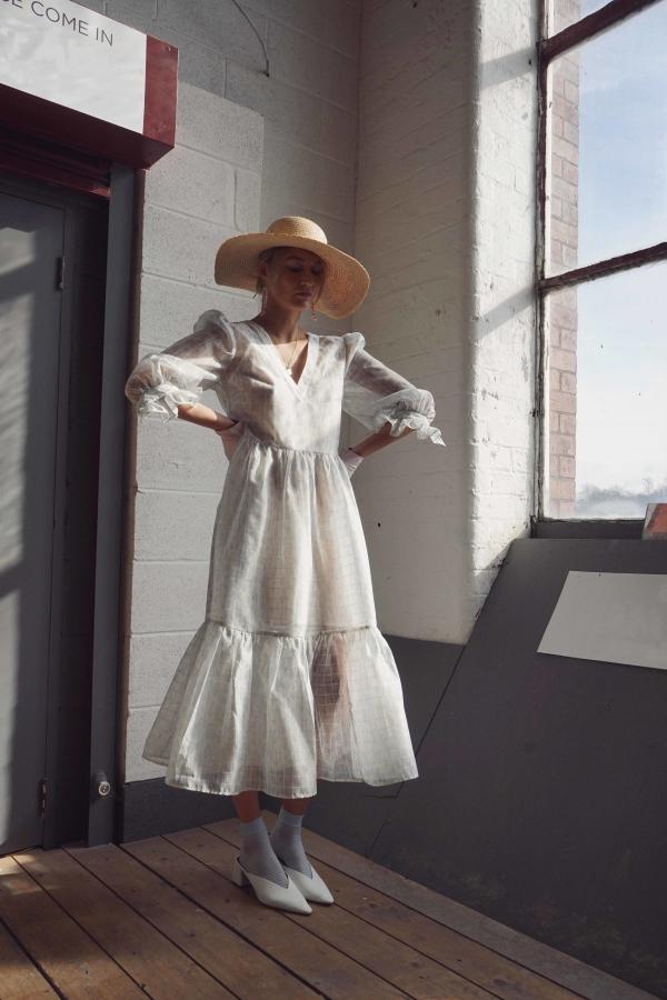 Olivia Annabelle Vanessa Tulip Dress 2