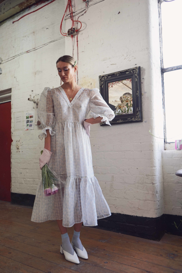 Olivia Annabelle Vanessa Tulip Dress 3