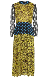 RIXO London Jameel Dress Preview Images