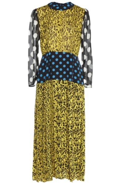 RIXO London Jameel Dress