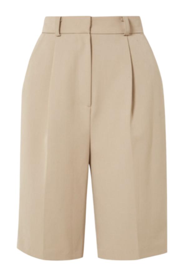 Frankie Cream Shorts 2