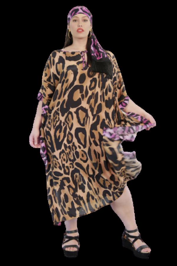 Image 1 of Anna Scholz silk kaftan