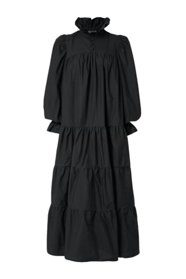 Avavav Ruffled Tiered Dress